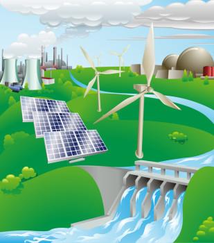 Die 5 Megatrends der Energiewende