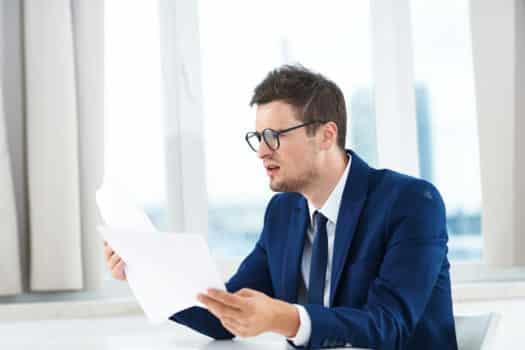 Behördenpost für Immobilienmakler - Halten sie die Anforderungen aus dem Geldwäschegesetz ein